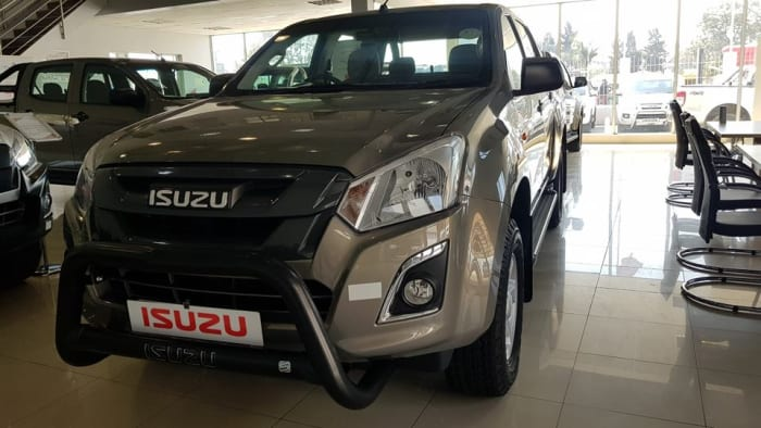 Price freeze on the all-new Isuzu KB 250 double cab