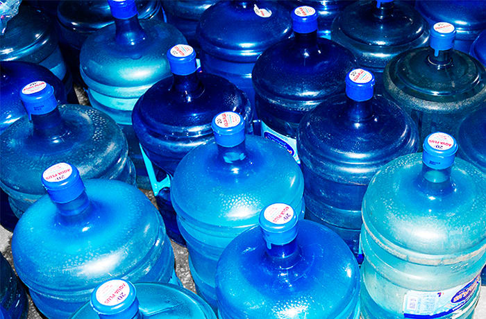 Have your mineral water delivered to you