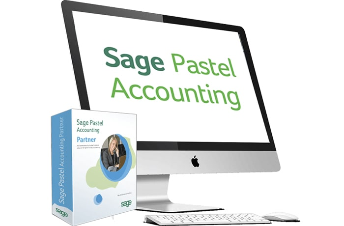 Software for users to keep their financial accounting data