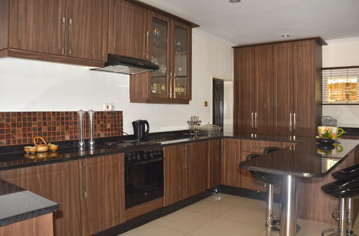 Quality kitchen units for fitted kitchens
