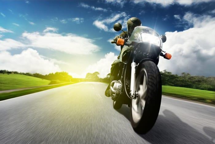 Safety tip - wear a helmet