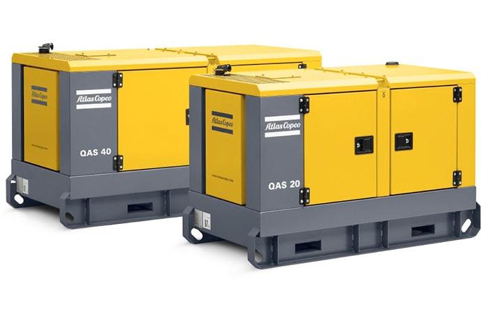 Generators ranging from 1.6 to 2250 kVA