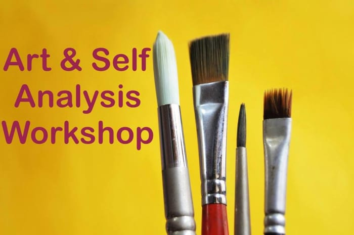 Art and Self Analysis Workshop