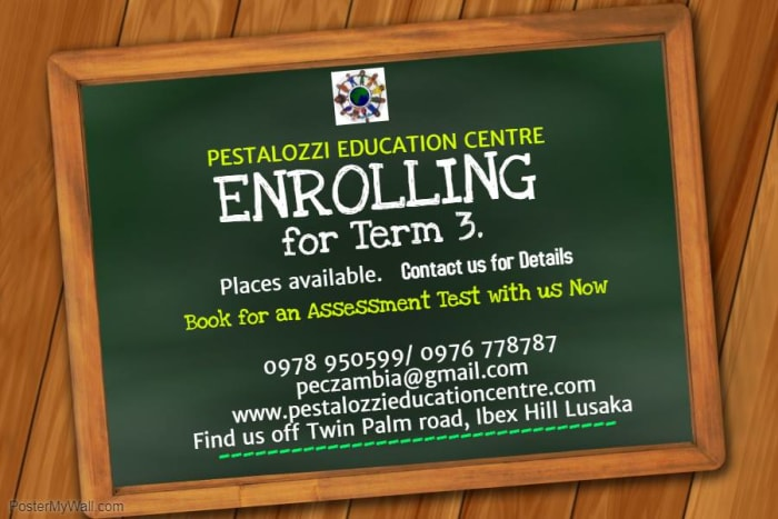 Enrolments open for Term 3
