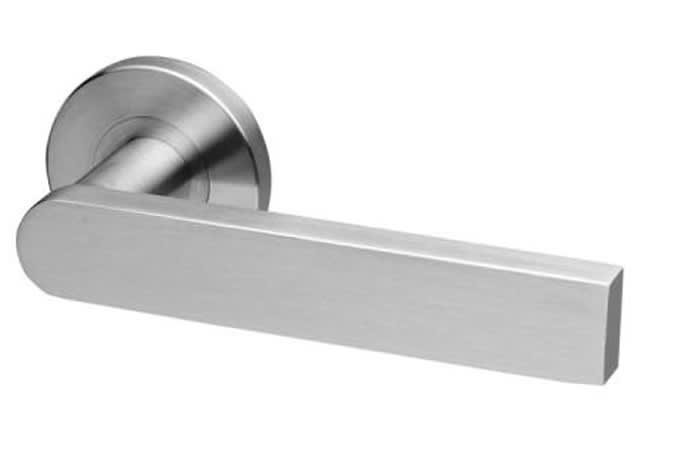 Sole agent of QS solid stainless steel ironmongery and door controls