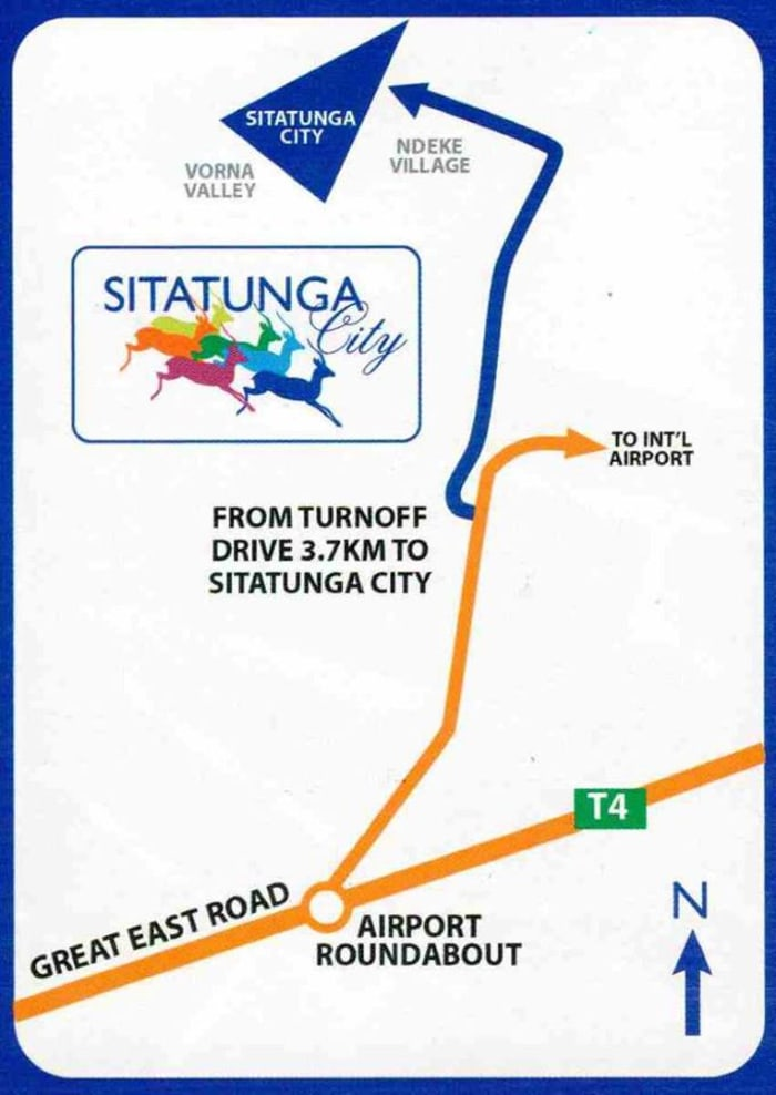 Buy a residential or commercial plot in Sitatunga City