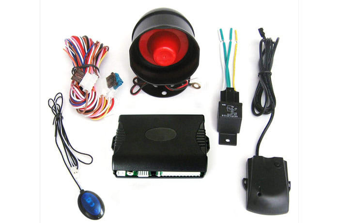 Alarm systems - keep your car and personal belongings safe