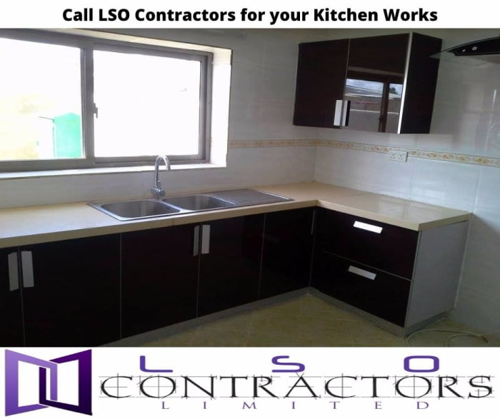Kitchen works available