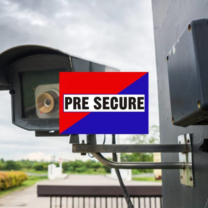 Improve your home security with Pre-Secure