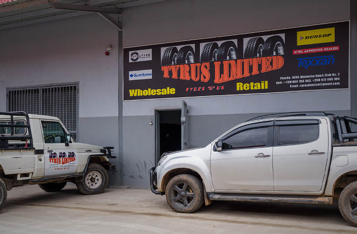 Wholesale and retail distributors of a wide variety of quality tyres for truck and bus fleets