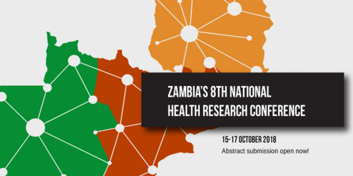 Zambia's 8th National Health Research Conference