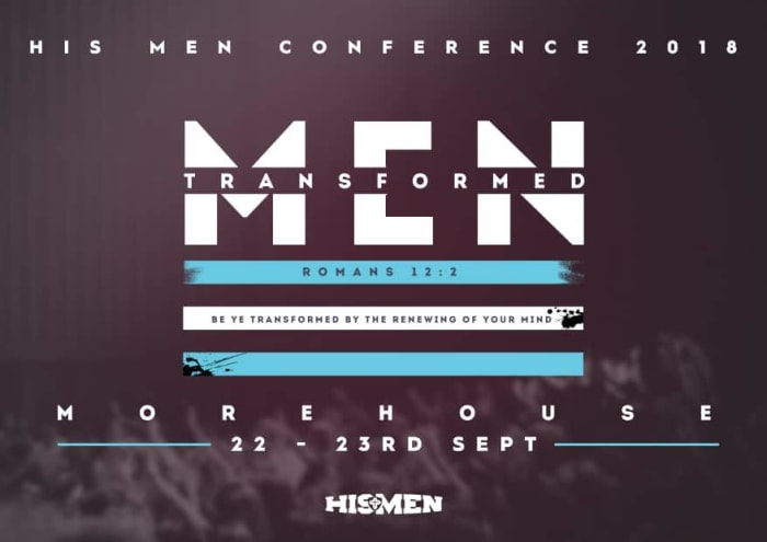 His Men Conference 2018