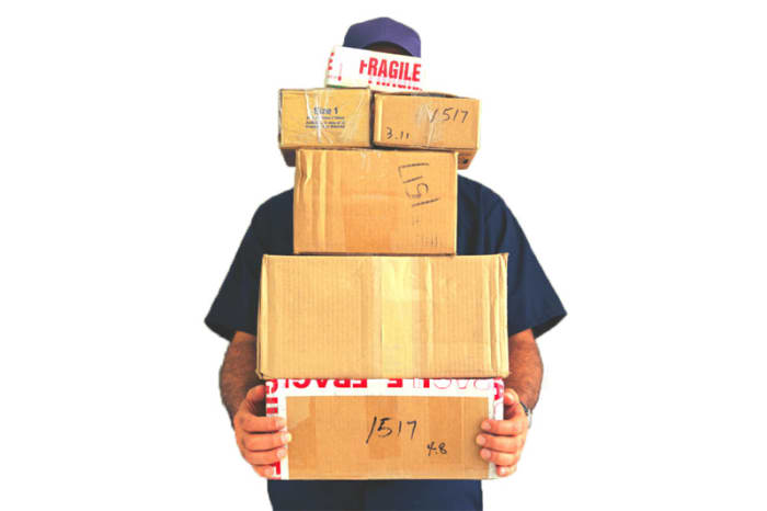 Postal and courier services