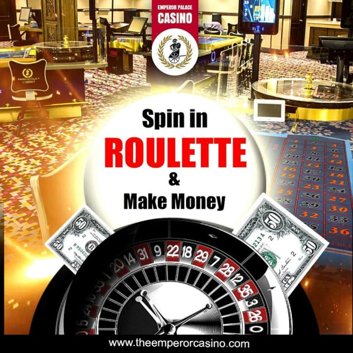 Big fortune at every roulette spin