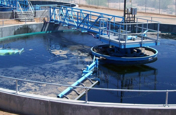 Modern, flexible products & services for water treatment