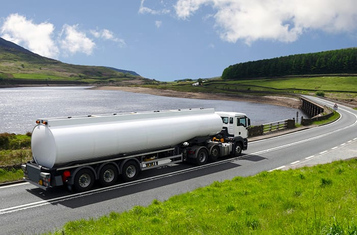 Personalised transportation logistics of petroleum products