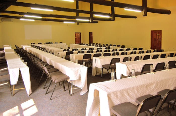 State of the art conferencing technology and equipment