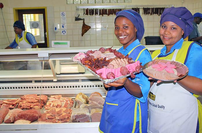 100% Zambian meat