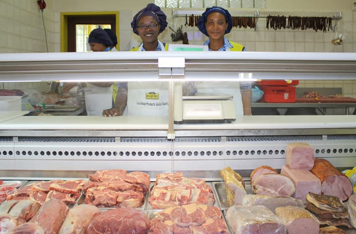 A wide variety of premium beef, pork, chicken and lamb