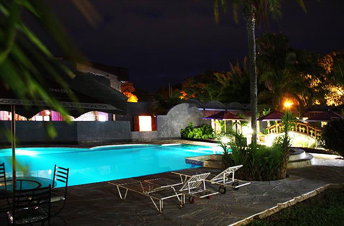 Hotel offers first-class recreational facilities