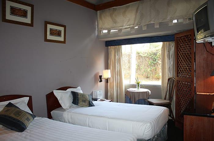 Range of accommodation at Chrismar Hotel - Lusaka