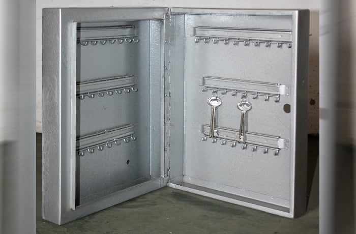 Security safes are fireproof and radioactive resistant