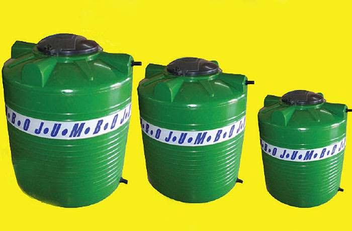 Water tanks from 1000 litres to 5000 litres