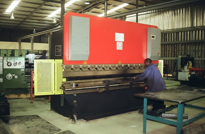 Fabricates quality fuel tanks and other engineered products to order