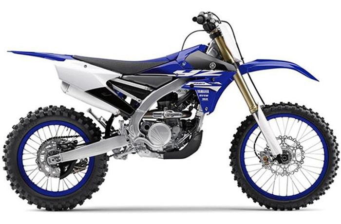 Genuine, brand new Yamaha motorcycles