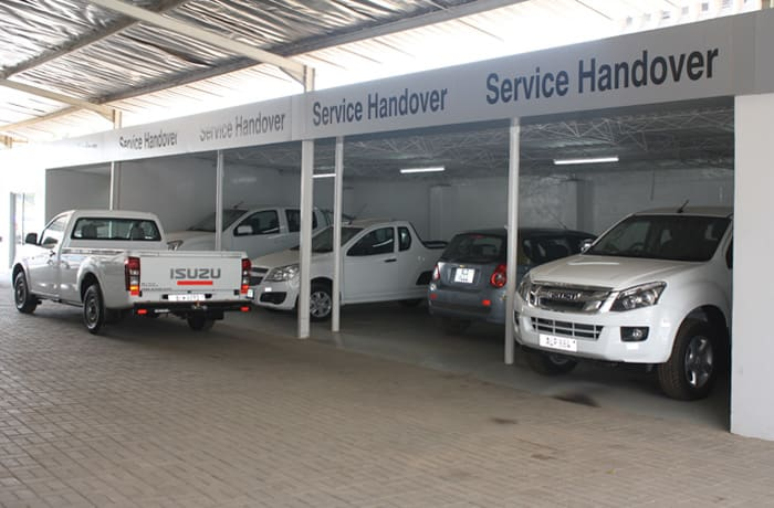 Your sole authorised distributor of all new vehicles from General Motors South Africa