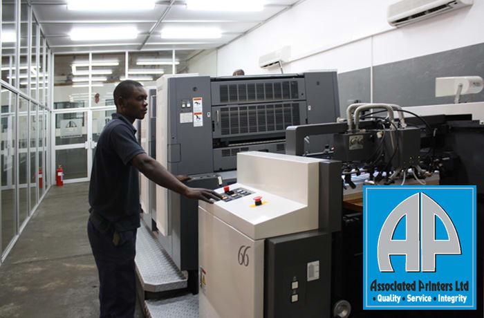 Printing and Publishing