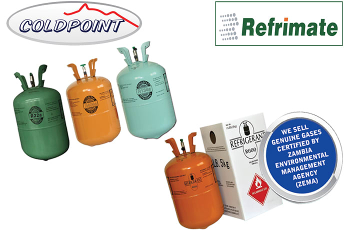 Branded name refrigeration spares for all type of refrigeration installation