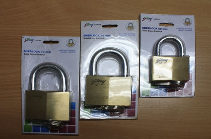 Godrej locks provides master keying ability