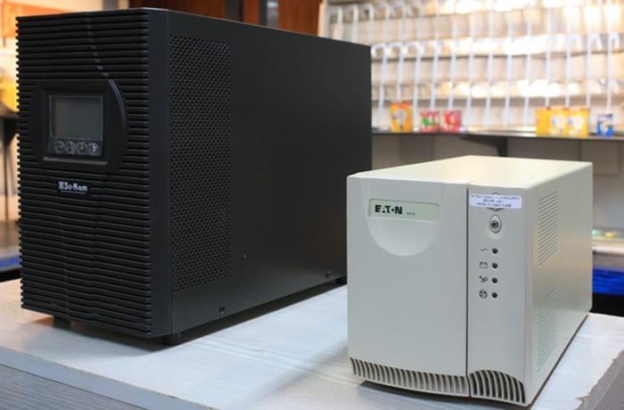 Authorised dealer of Eaton Powerware UPS products in Zambia