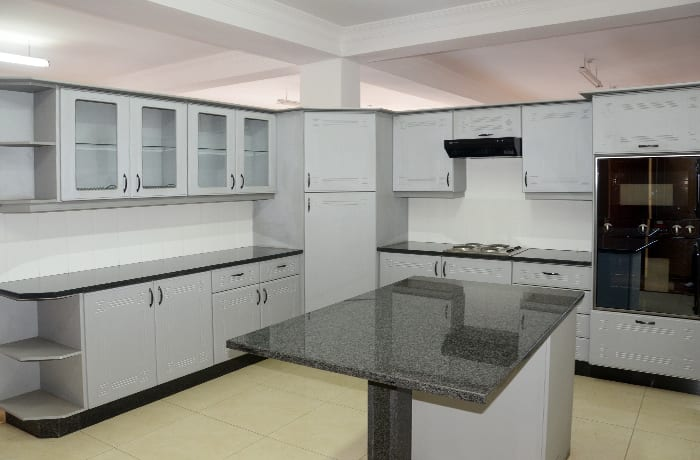 Kitchen units for fitted kitchens