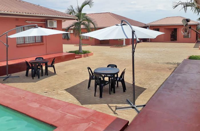 Spacious, fully furnished, self catering apartments