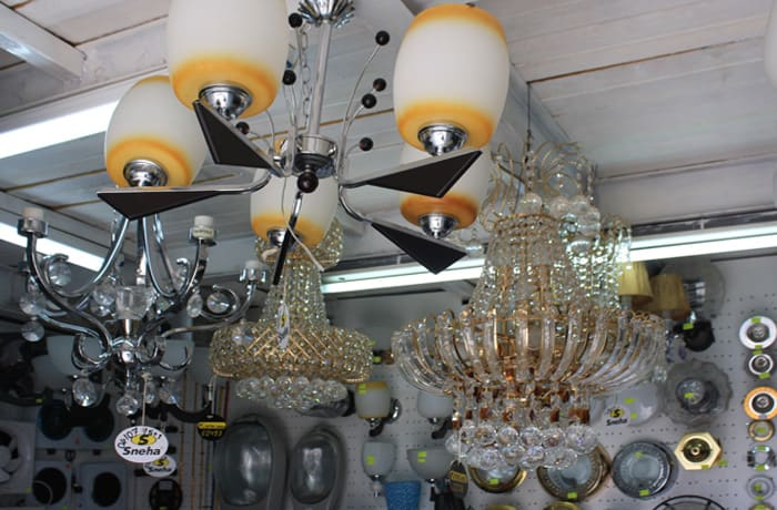 Electricals and Lighting