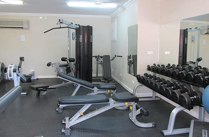 Circuit training sessions available