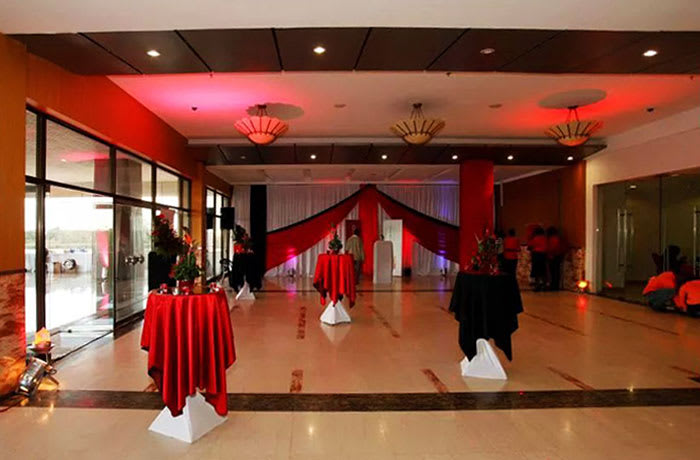Event and hospitality management