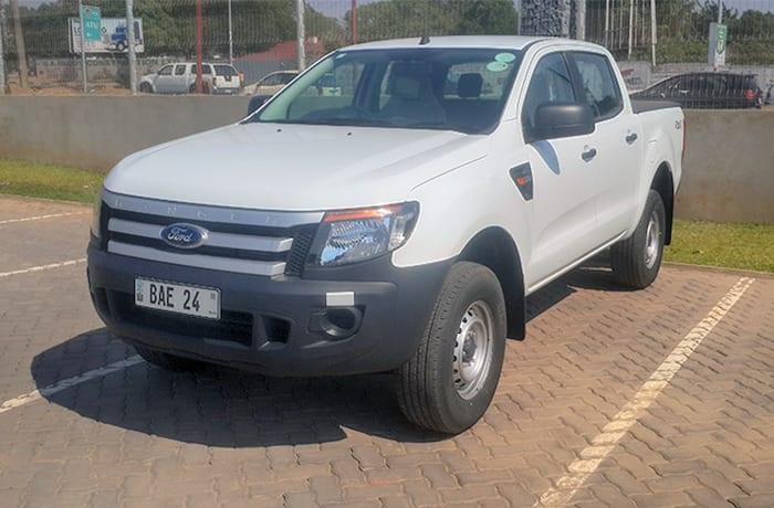 Vehicle rental options