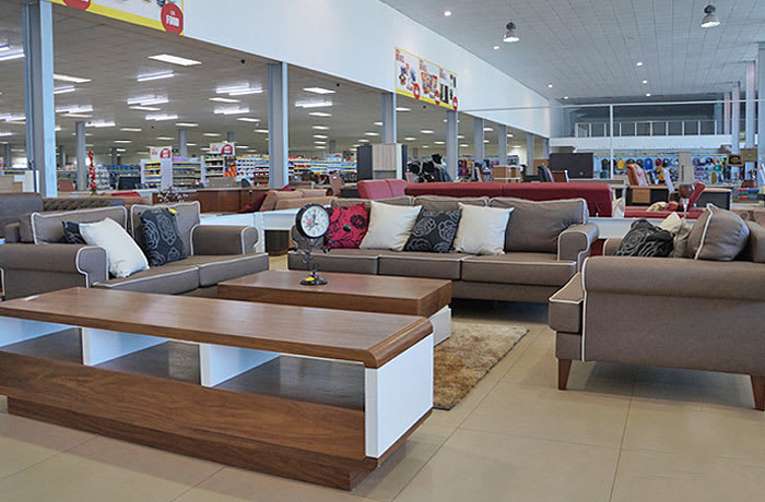 Wholesale furniture and furnishings