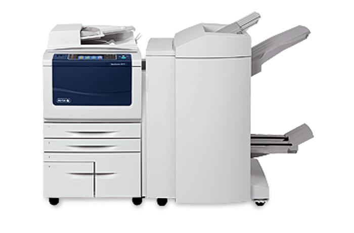 High quality production printers