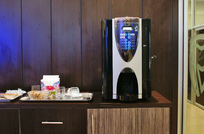 A coffee machine for your office