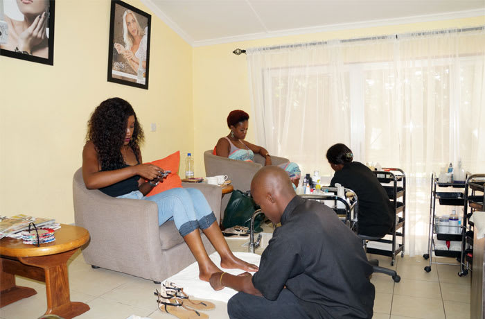 Kozo Salon And Day Spa Hair And Beauty Spa In Lusaka Zambia