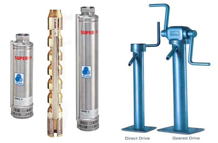 Comprehensive range of pumps, equipment and related services
