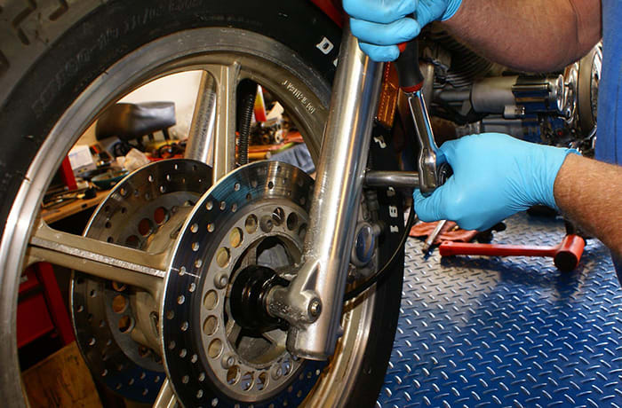 Complete range of motorcycle repair, diagnostic and servicing solutions