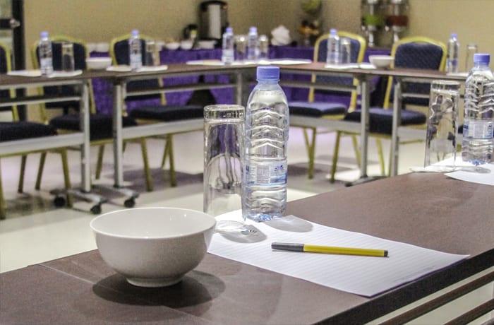 30 ultra-modern conferencing halls