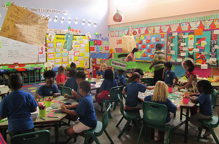 A non-denominational, co-educational, independent day school