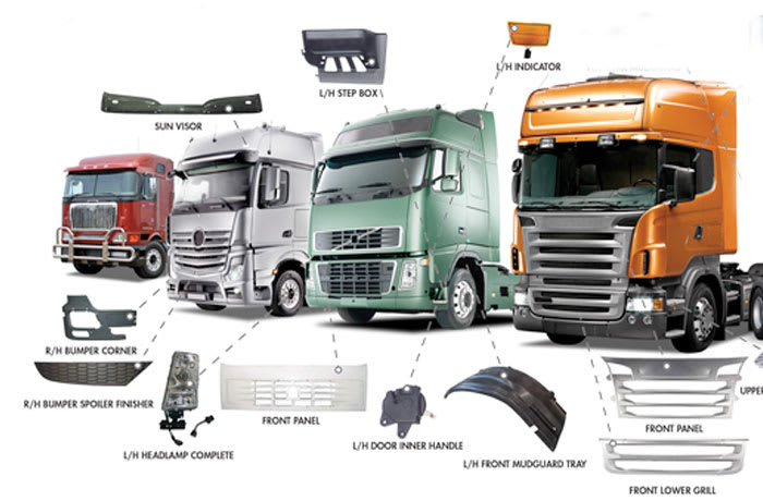 Truck and Bus parts