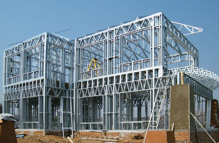 Manufactures a wide variety of light steel frames